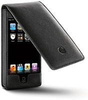 HipCase Leather Folio for iPod touch