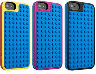 ベルキン iPhone 5対応LEGOケース