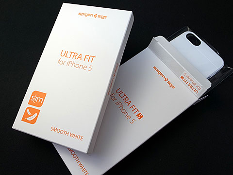 SPIGEN SGP iPhone 5 ケース スリム ウルトラ フィットS プレミアム マット ハード ケース