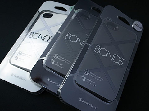 SwitchEasy BONDS for iPhone 5