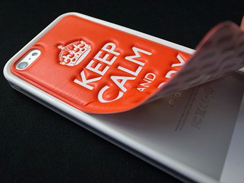 id America Cushi Plus for iPhone 5