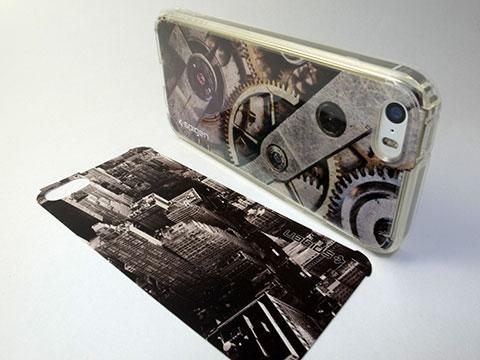 Spigen iPhone 5/5sケース ウルトラ・ハイブリッド クリスタル・クリア