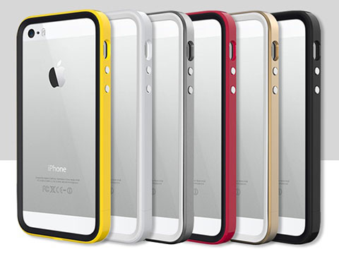 Colorant B1X Bumper Full Protection for iPhone 5/5s
