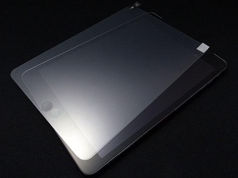 OverLay Glass for iPad mini Retinaディスプレイモデル/第1世代(0.2mm)