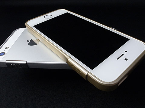 CAZE ThinEdge frame case for iPhone 5/5