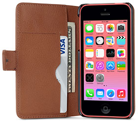 Sena Antorini Wallet for iPhone 5c