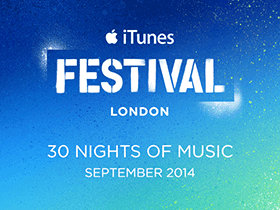 iTunes Festival in London 2014
