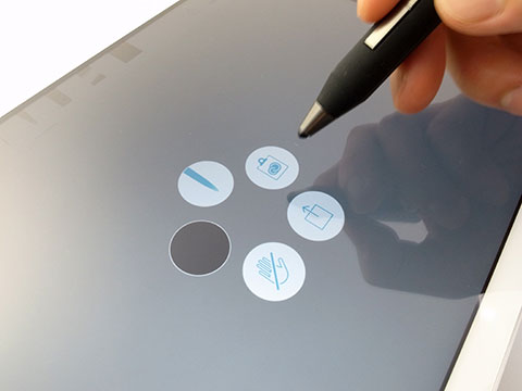 Jot Touch with Pixelpoint