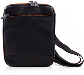 Giorgio Fedon Crossbody iPad Leather Bag