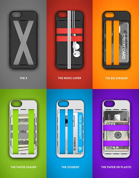Felix HoldTight iPhone 5/5s Case
