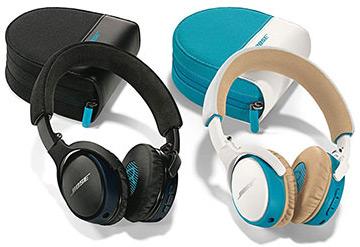 ボーズ サウンドリンク オンイヤー Bluetooth ヘッドホン