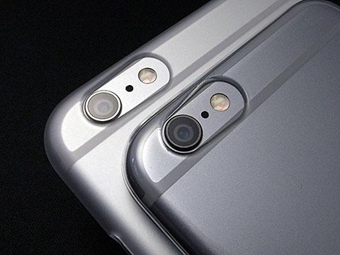 パワーサポート エアージャケットセット for iPhone 6/iPhone 6 Plus