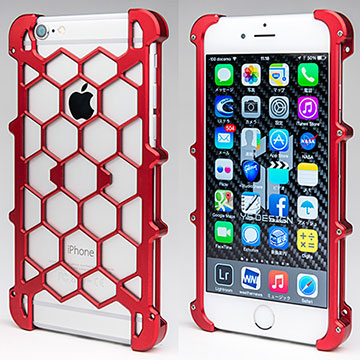 YS Design iPhone 6用プロテクターケース