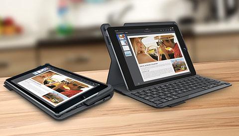 ロジクール Type+ キーボード一体型保護ケース for iPad Air 2
