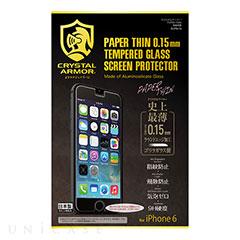 クリスタルアーマー PAPER THIN for iPhone 6 / iPhone 6 Plus