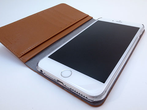 Colorant Case C3 Slim Wallet for iPhone 6 Plus