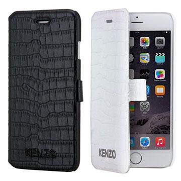 KENZO CROCO Folio Case for iPhone 6
