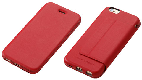 Deff Genuine Leather Case for iPhone 6