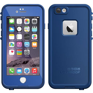 LifeProof frē for iPhone 6 ブルー