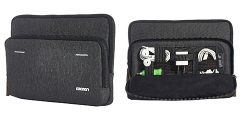 Cocoon Graphite Sleeve for iPad mini