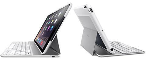 QODE iPad Air 2対応Ultimateキーボードケース
