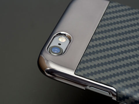 monCarbone Curve iPhone 6 Case