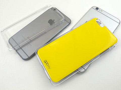 Gooey 吸着型ハードケース for iPhone 6/6 Plus