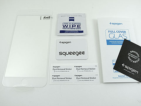 Spigen Full Cover Glass for iPhone 6