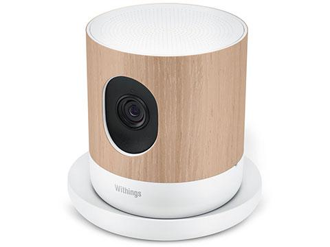 Withings Home HDカメラ + 環境センサー