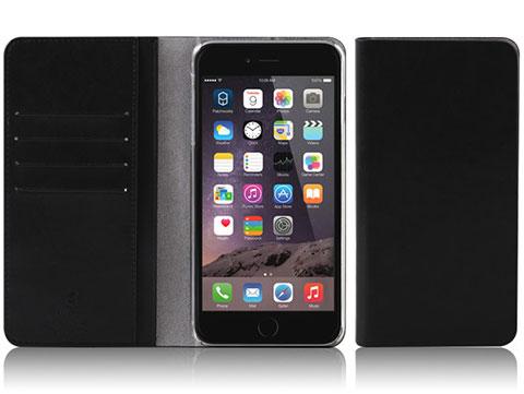 PATCHWORKS製 財布として使えるスタンド機能付き手帳型iPhone 6ケース