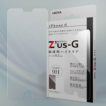 Z'us-G for iPhone 6 (4.7inch) ハイクリア0.3
