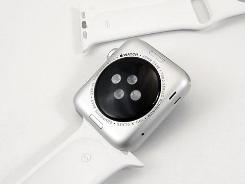 Apple Watchのバンドの外し方