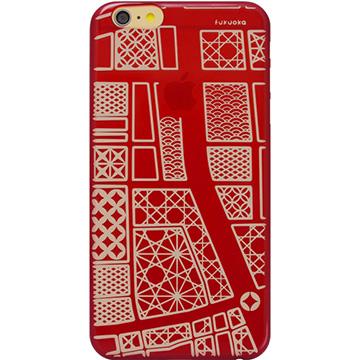 FUKUOKA + kirikoエアージャケット for iPhone 6/6 Plus