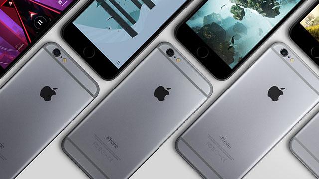 Apple - iPhone 6 - ビデオ