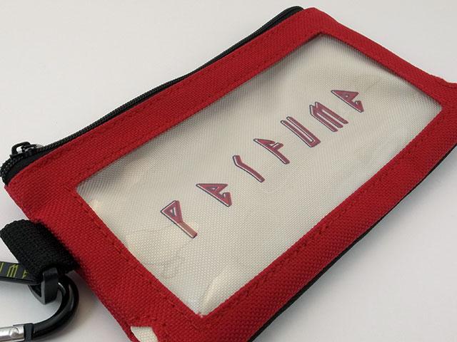 Perfumeスマホポーチのメインポケット