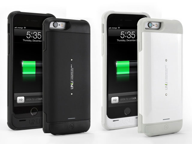 Aero Wireless Charging Battery Case for iPhone 6
