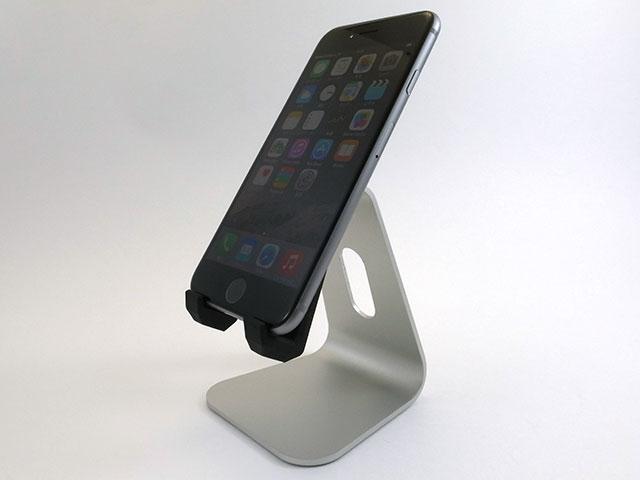 iPhone 6を置いたところ