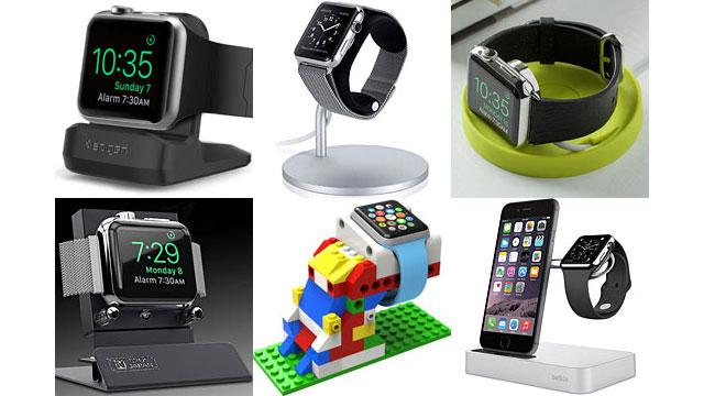 Apple Watch用スタンド