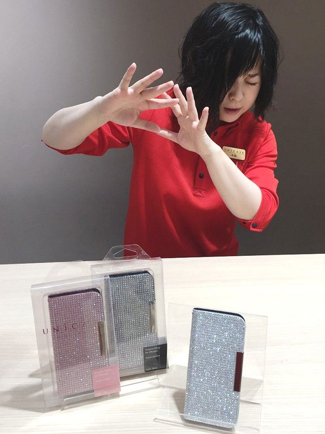 iPhone 6s/6 ケース Victoria Diary