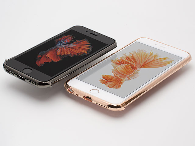 CLEAVE Stainless Bumper for iPhone 6 -The One-