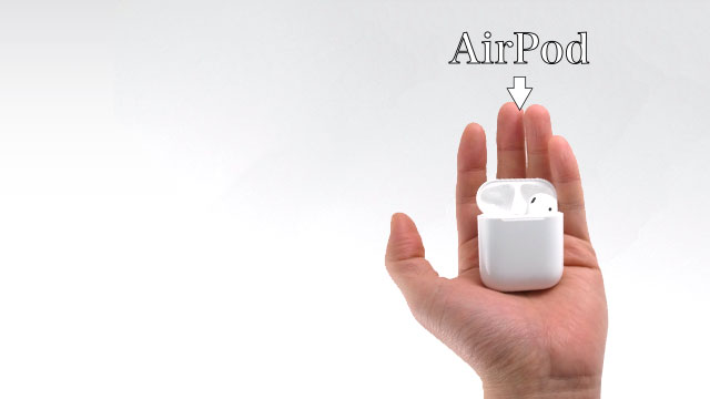 I have a AirPod