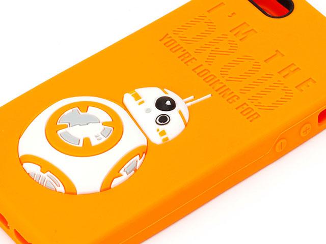 iJacket iPhone SE/5s/5用 スター・ウォーズシリコンケース
