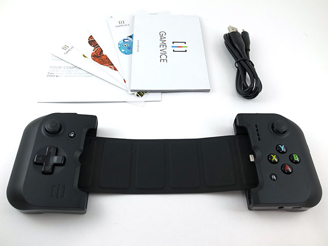 GameVice Game Controller for iPhone 6/6 Plus/6s/6s Plus