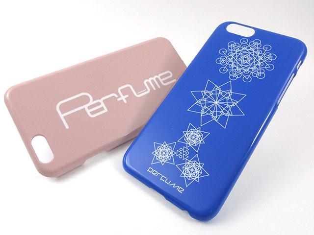 Perfume 10th スマートフォンケース iPhone 6/6s用
