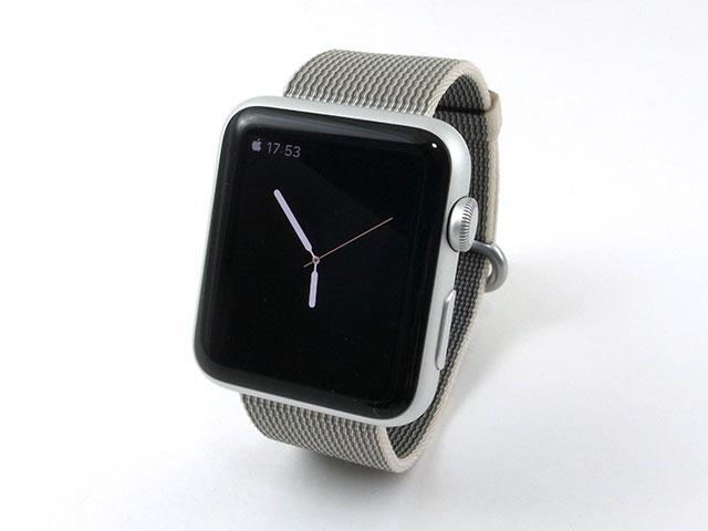 Apple Watchウーブンナイロンバンド