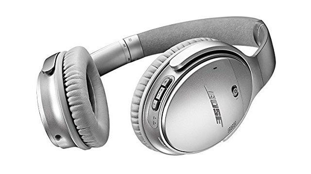 Bose QuietComfort 35 wireless headphones QC35