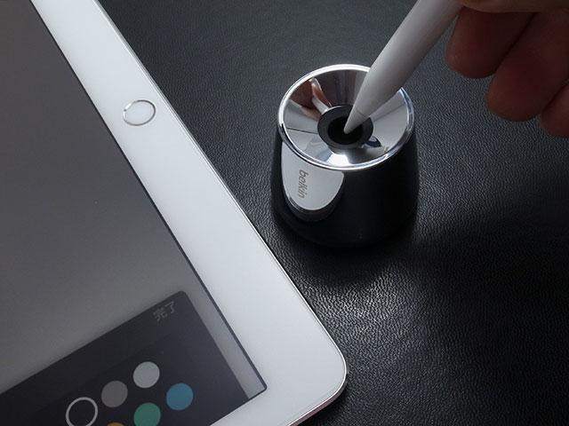 ベルキン Apple Pencilスタンド