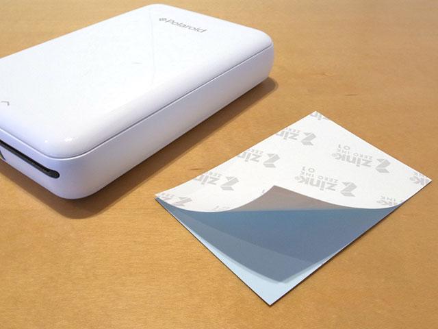 Polaroid ZIPインスタントモバイルプリンタ