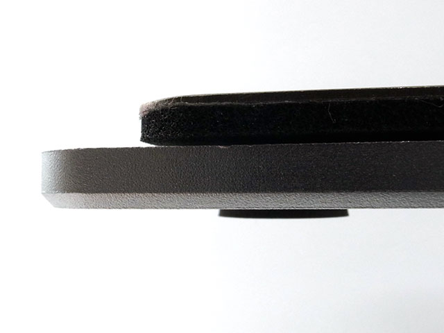 バード電子 ステンレス製マウスパッド SMP-10M