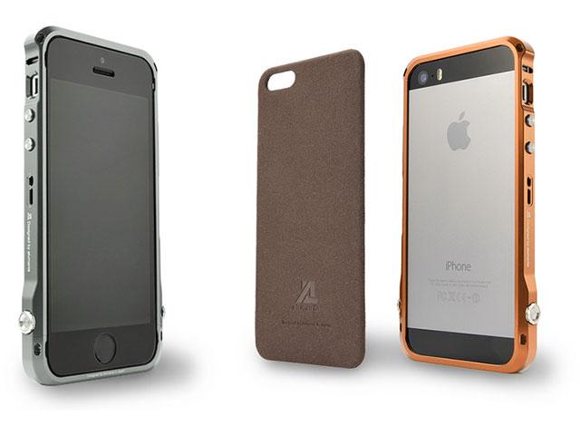 alumania EDGE LINE2 Bumper for iPhone SE/5s/5